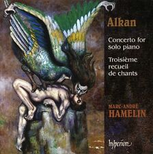 Marc-Andr Hamelin, - Concerto for Solo Piano Op 39 [New CD]