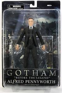DC Batman Gotham Before The Legend ALFRED PENNYWORTH Collectors Figure