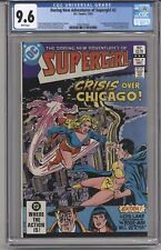 DARING NEW ADVENTURES OF SUPERGIRL 2 CGC 9.6 WPGS PSI & LOIS LANE BACK UP STRY