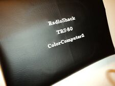 Radio Shack TRS80 Color Computer 2 Dustcover - Custom Made - NEW!!