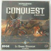 WARHAMMER 40K jeu de société plateau rôle stratégie carte Conquest jdr 2015