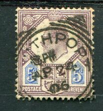GRANDE BRETAGNE 1902-10, timbre 113, EDOUARD VII, oblitéré