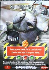 DR. WHO BATTLES IN TIME NO. 217 SLITHEEN SHIP