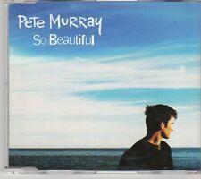(DY864) Pete Murray, So Beautiful - 2003 DJ CD