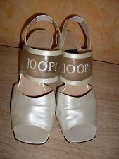 JOOP ! Sandalette in perle Leder super edel Gr. 40,5 einfach mal ansehen