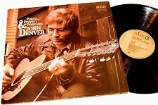 JOHN DENVER - Poems, Prayers & Promises / Orig. 1971 RCA Germany  / LP