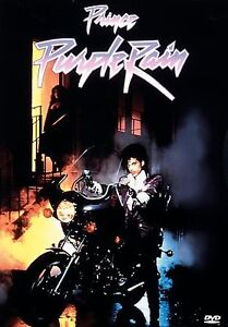 PURPLE RAIN New Sealed DVD Prince
