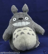 "TOTORO Stuffed Toy New 12"" Japanese Studio Ghibli My Neighbor Smiling Plush Doll"