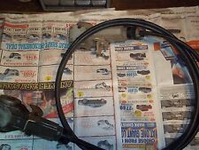 OMC stringer 800 400 tru course double steering cable 14'.