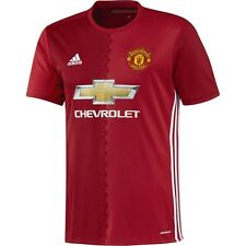 adidas Manchester United 2016 - 2017 Home Soccer Jersey Brand New Kids - Youth