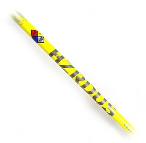 """NEW Project X HZRDUS Hand Crafted (Yellow / Silver) Shaft 46"""""""