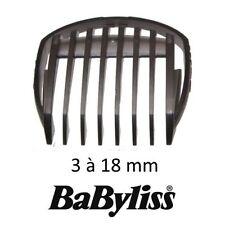 BaByliss pettine 3 - 18 mm rasoio tagliacapelli E709 E769 E779 T101 T83 WTech