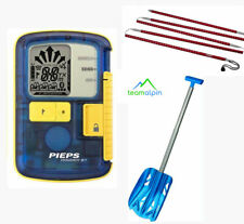 LVS-SET:Pieps Powder BT + LACD Snow Shovel 2.0 + LACD Avalance Probe Express 2.0
