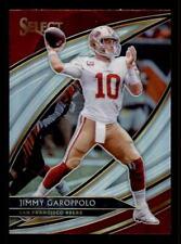 2019 Select Prizm Silver #251 Jimmy Garoppolo 49ers (ref 0021)