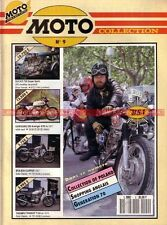 MOTO COLLECTION  9 DUCATI 900 MHR Mike HAILWOOD Replica TIGRE moteur PANHARD PL