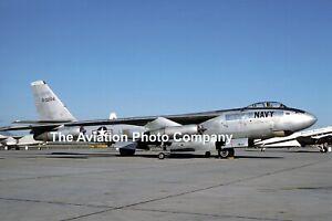 US Navy Boeing EB-47L Stratojet 53-2104 (1975) Photograph