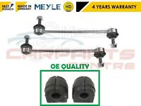 FOR VW TRANSPORTER T5 MEYLE HD FRONT ANTI ROLL BAR LINKS AND D SWAY BUSHES 03-10