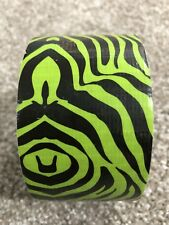 Green Zebra Duck Brand Duct Tape, Discontinued