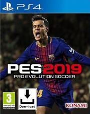 PES 2019 - Pro Evolution Soccer 19 - PS4 📥