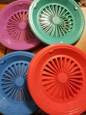"""10"""" Reusable Plastic Paper Plate Holders - Set of 16"""