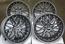 "ALLOY WHEELS 18"" CRUIZE 190 MGM FIT FOR VW T5 T6 T28 T30 T32"
