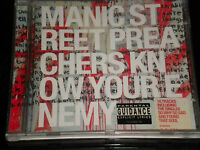 Manic Street Preachers - Know Your Enemy - CD Album - 2001