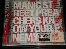 Predicadores Manic De La Calles - Conozca Sus Enemy - CD álbum - 2001