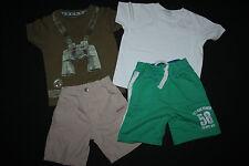 Kombi Kurze Hose + 2x T-Shirt TU Next + Sport Shorts, Gr 86 92 (1,5-2 Jh), neu