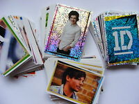 5 Panini One Direction The Blue Collection Stickers Pick From List