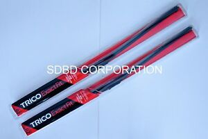 2012 Ford Focus Trico Exact Fit Beam Style Wiper Blades