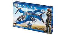 Mega Bloks Halo Blue Series Falcon #97204 (NEW)