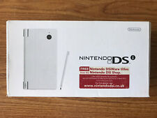 Nintendo DSi White Handheld System Console Brand New Factory Sealed PAL
