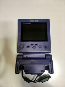 Nintendo Gamecube TFT LCD Monitor be art 5 inches Game Tool Item Japan Very Rare