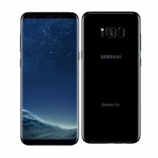 Samsung Galaxy S8+ Plus G955FD Duos SIM 4G LTE 64GB Midnight Black Stock in EU