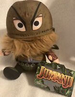 Jumanji Jurgen the Brutal Plush Toy 7''.  New with Tags Authentic. Licensed.Rare