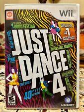 Nintendo Wii Game Just Dance 4 (Super Low Price!)
