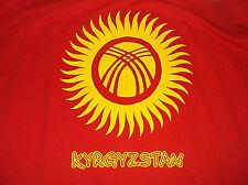 NEW Rolling Stone Brand KYRGYZSTAN T Shirt Sz XL 100% Cotton Short Sleeve