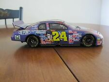 NASCAR JEFF GORDON 1999 SUPERMAN 1:24 SCALE LIMITED EDITION