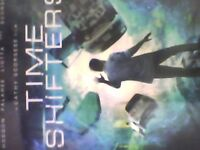 Time Shifters [DVD] new sealed free postage