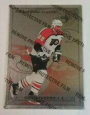1996-97 LEAF PREFERRED PROMO STEEL #77 ERIC LINDROS