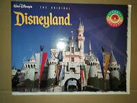 Rare Walt Disney's Disneyland Original A Pictorial Souvenir Booklet (1993)