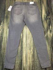 Gloria Vanderbilt Women's Jeans Skinny Stretch Pants 12 Size 31W Pencil Wash New