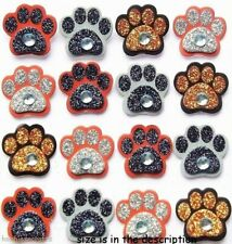 PAW PRINT REPEATS Jolee's Boutique 3-D Glitter Gemstone Stickers - Animals Dogs