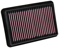 K&N 33-5070 Replacement Cotton Air Filter Panel for Honda Civic Type R 2.0L L4