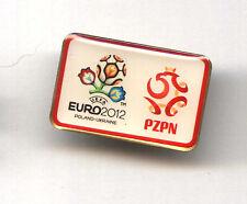 EURO 2012 - POLISH FOOTBALL FEDERATION pin SOCCER official pin badge