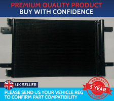 CONDENSER AIR CON RADIATOR TO FIT CITROEN DISPATCH C4 PICASSO PEUGEOT EXPERT 308