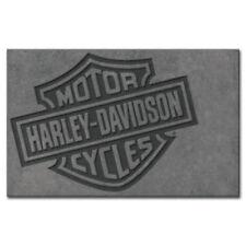 Harley-Davidson  - Bar & Shield Small Area Rug - 5' x 3' HDL-19503 - SHIPS FAST