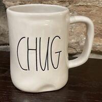 NEW RAE DUNN by Magenta CHUG Coffee Tea Mug Farmhouse Spring Home Decor