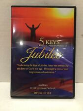 5 keys to unlock the promises of jubilee Don Black Dvd Cd Set