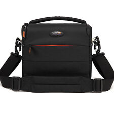 Walkabout Shoulder Messenger Camera Bag For Nikon D3100 D3200 D5100 D5200 D7000